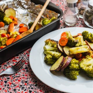 Zeleninové jídlo