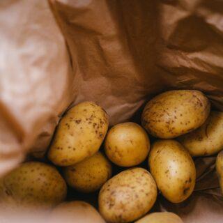 Jak uvařit brambory