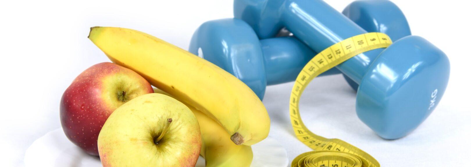Redukční dieta a cvičení