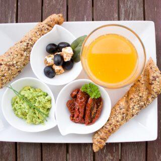 Zdravá snídaně