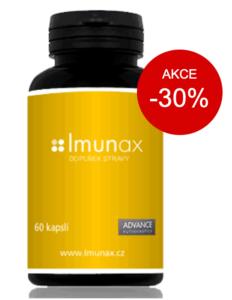 Imunax - podpořte svou imunitu