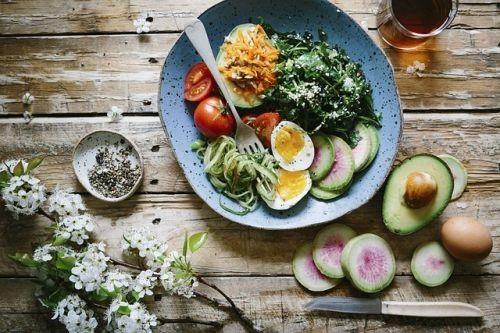 ketóza a ketogenní jídelníček