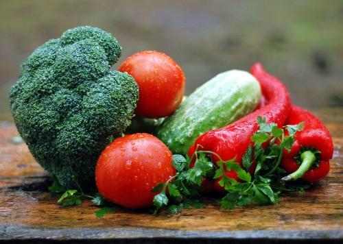 zdravá dietní jídla