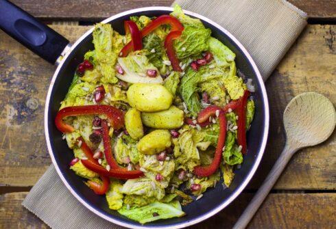 Provensálská zelenina