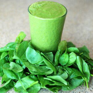 Zelené dietní smoothie