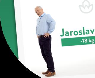 Hubněte zdravě jako Jaroslav