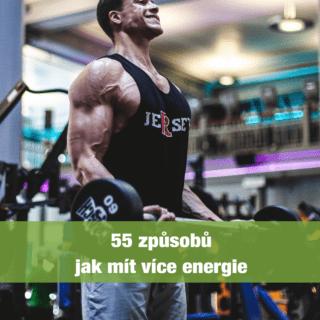 55 způsobů jak mít více energie