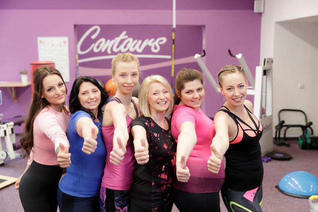 Navštivte Contours - fitness pro ženy >>