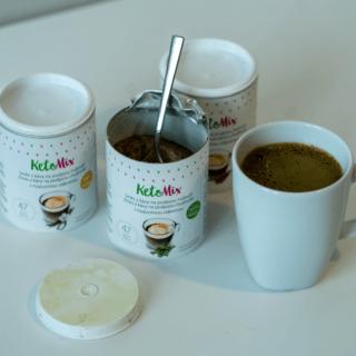 Ketomix instantní káva