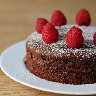 Jednoduchý krtkův dort