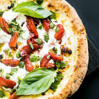 Domácí těsto na pizzu - bez kynutí